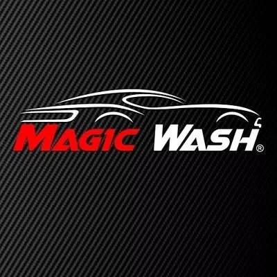 Logo Magic Wash